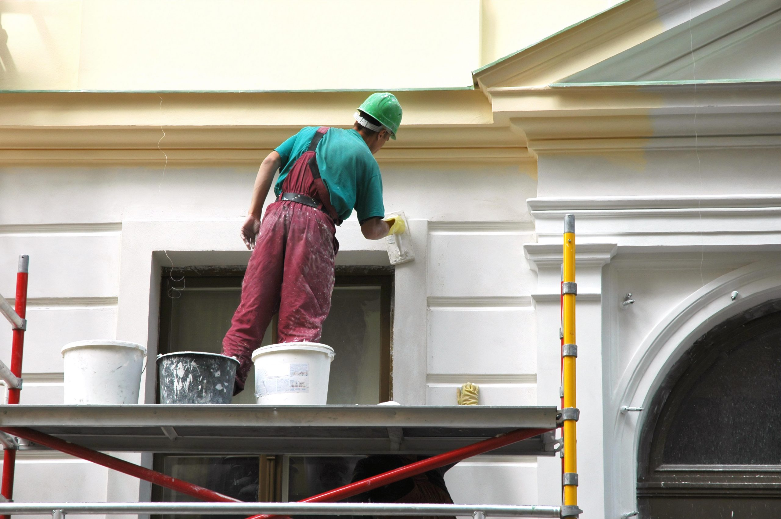 exterior painters Quincy MA